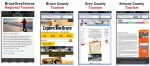 Grey Bruce Simcoe Tourism Mobile Website review