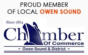 Owen Sound Chamber Logo member