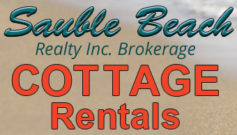 sauble Beach cottage rentals