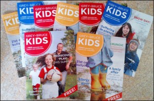Grey Bruce Kids Magazines