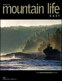Mountain Life Magazine Collingwood 2013