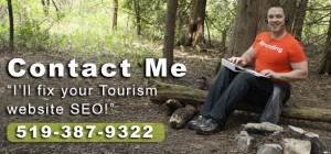 Tourism Social Media Consulting