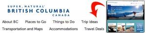 British Columbia Tourism