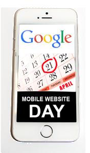 April 21 Google Mobile Website Day