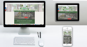 Owen Sound B&B web design