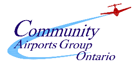 community Ontario airports group LOGO