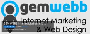 Gem Webb Internet Marketing & Web Design