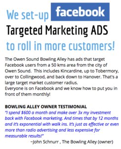 set-up Targeted Marketing Facebook ADS