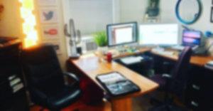 web agency office