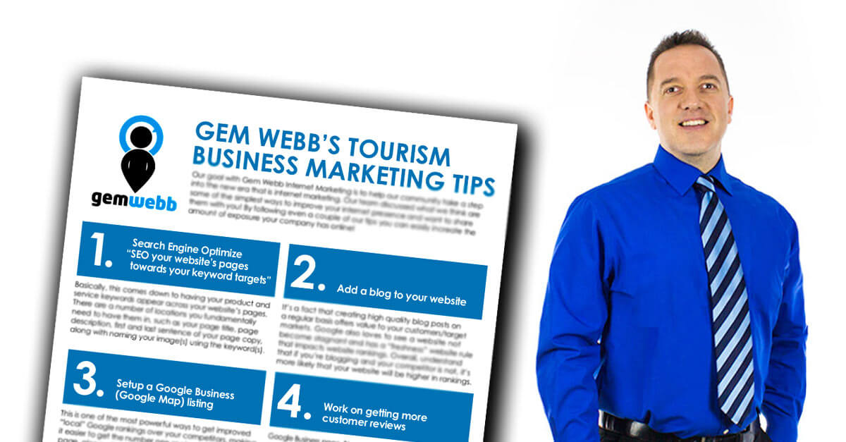 Download Free Tourism Marketing TIps PDF