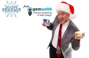 Happy Holidays from Gem Webb Inc.