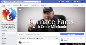 video facebook header