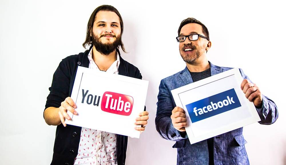 facebook marketing vs youtube