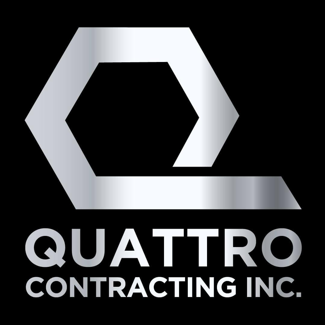 Logo design Quatro Contracting
