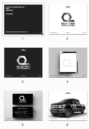 branding kit service