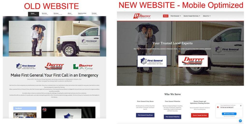 Hanover web design company