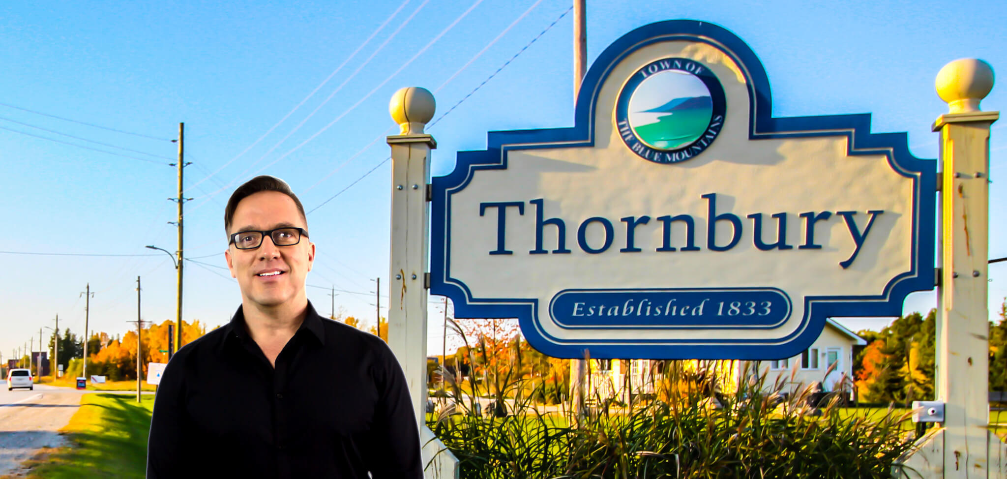 THORBURY web design