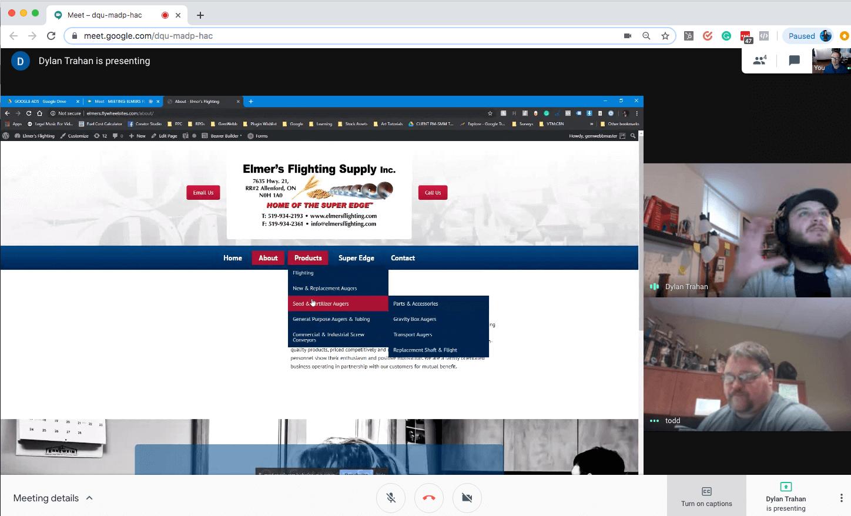 remote website updating