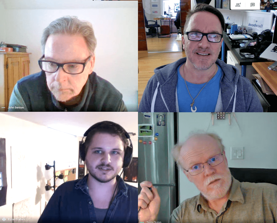 videoconference client meetings