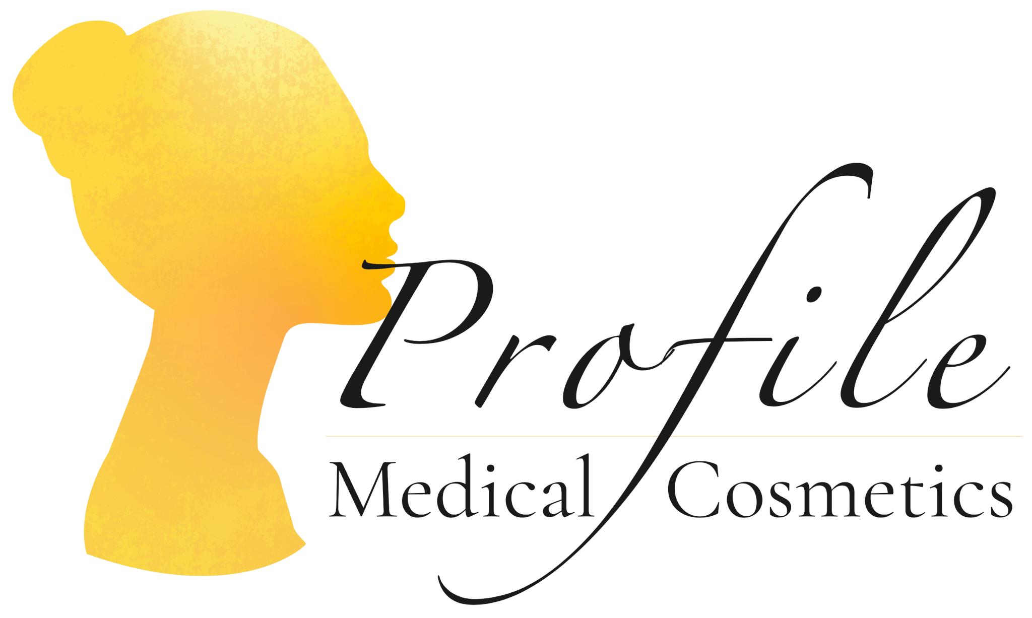 medical cosmetics logo design