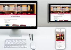 owen sound funeral web design